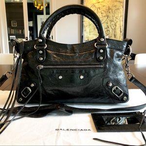 Balenciaga The First Handbag Medium